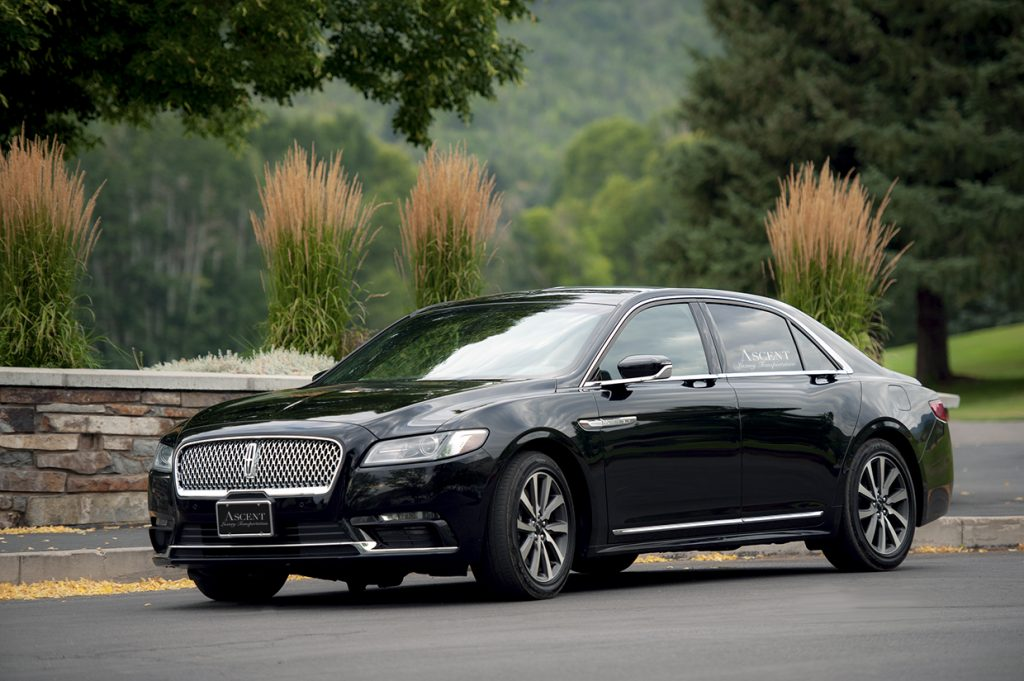 Ascent Luxury Transportation Ground Transportation Service